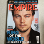Empire Magazine Febraury 2003 issue 164 Leonardo Dicaprio
